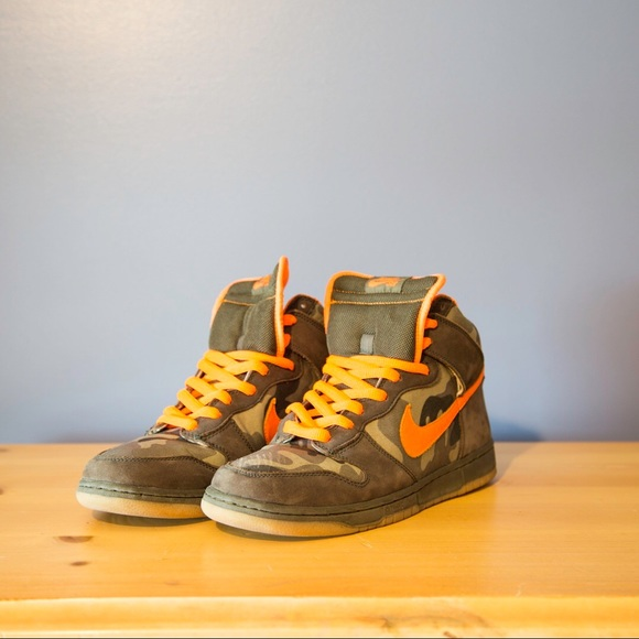 official photos cefff fbd27 Nike Dunk High Pro Sb - Brian Anderson - size 11.5
